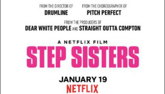 Watch The Official Netflix Trailer For 'Step Sisters,' Starring Megalyn Echikunwoke & Naturi Naughton