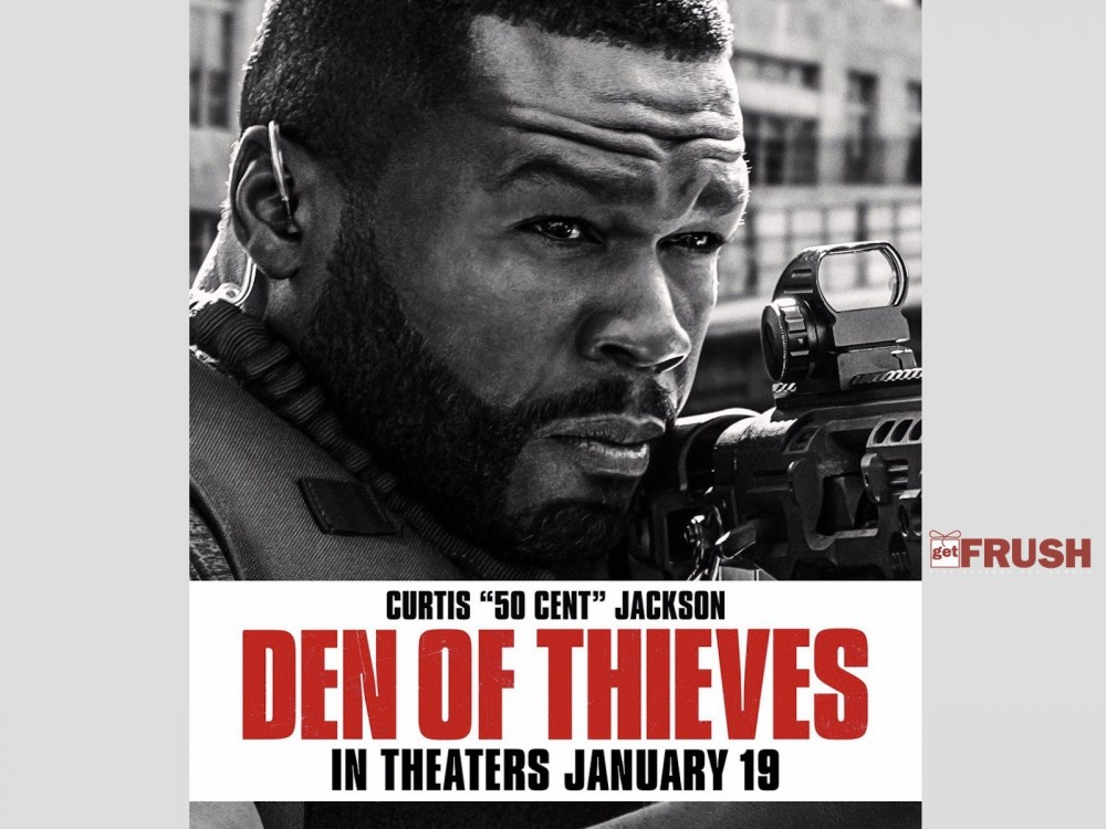 "50 Cent's Den Of Thieves: ""This Is Grand Theft Auto V Made Into A Heist-Heavy Movie!"" –"