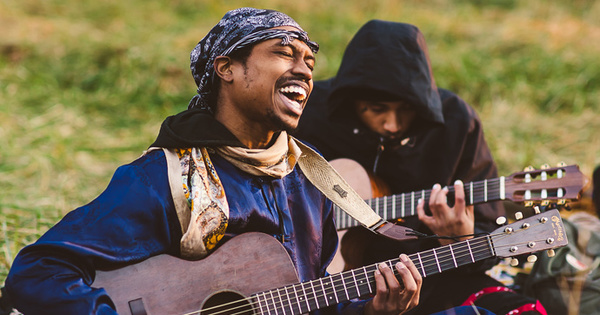 """""""I Would Rather Die Than Be Controlled"""": Raury on Walking Away From Columbia & LVRN"""