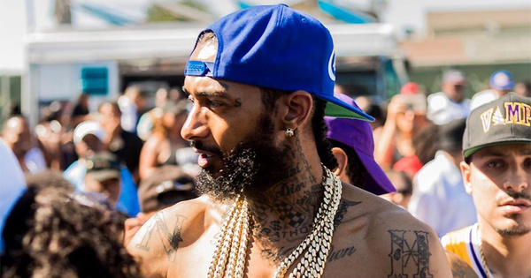 """No Homo Sexual"": Nipsey Hussle's Tone-Deaf Instagram Post Cost Him a Fan"
