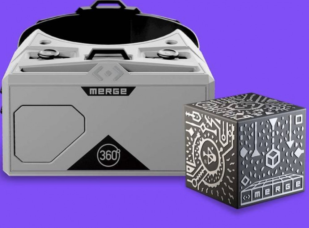 About That VR Life? 10 Things You'll Dig About Merge VR's Cube & Goggles –