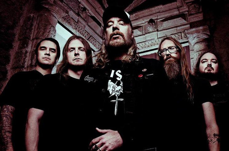 At the Gates Announce 'To Drink from the Night Itself' LP