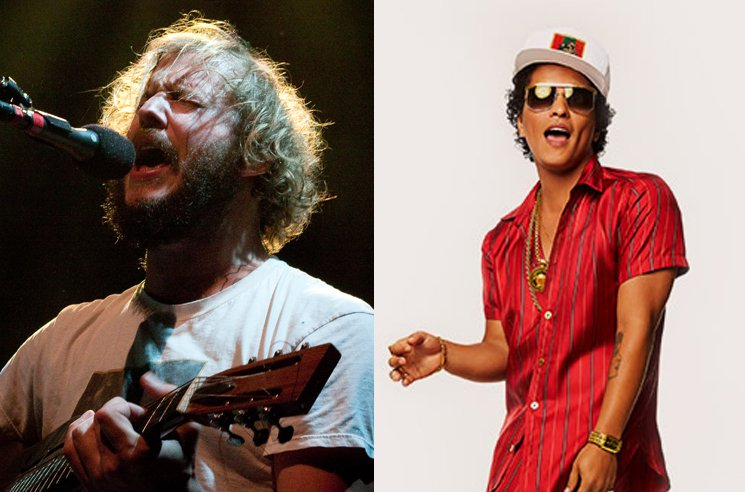 Bon Iver's Justin Vernon Is Pretty Pissed About the Grammys and Bruno Mars