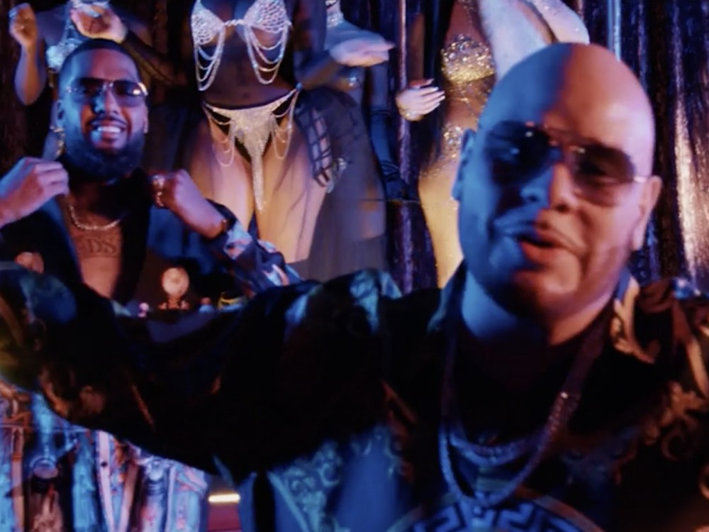 """Bored AF On Friday? Watch Fat Joe & Damian Marley's New Video Premieres & Cardi B's """"I'm Here Muthf*cka"""" On TIDAL Right Now –"""
