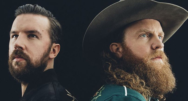 Brothers Osborne releases 'Shoot Me Straight' from forthcoming album |