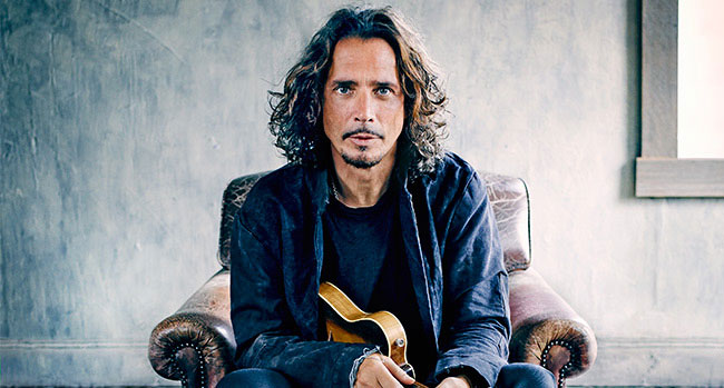 Chris Cornell's family launches human rights awareness campaign |