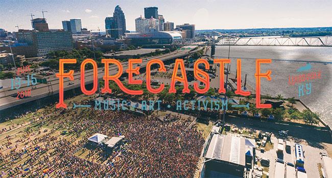 Chris Stapleton, Arcade Fire lead Forecastle Festival 2018 lineup |