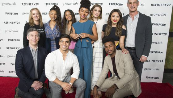 Countdown To 'Grown-ish': Sneak Peeks For The Wednesday Premiere