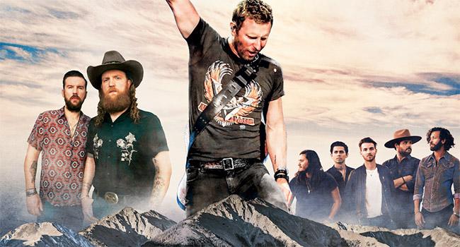 Dierks Bentley reveals 2018 Mountain High Tour  