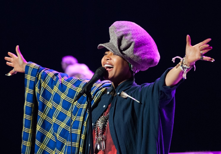 Erykah Badu Responds to Backlash After Hitler Comments