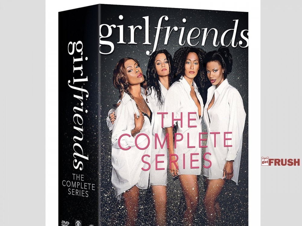 "Girlfriends: The Complete Series DVD: ""Get Immediate Access To The Show's Creation, An Episode Guide, Commentary & Plenty More!"" –"