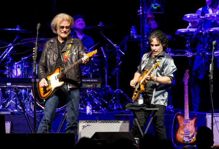 ​Hall & Oates Announce 2018 Summer Tour