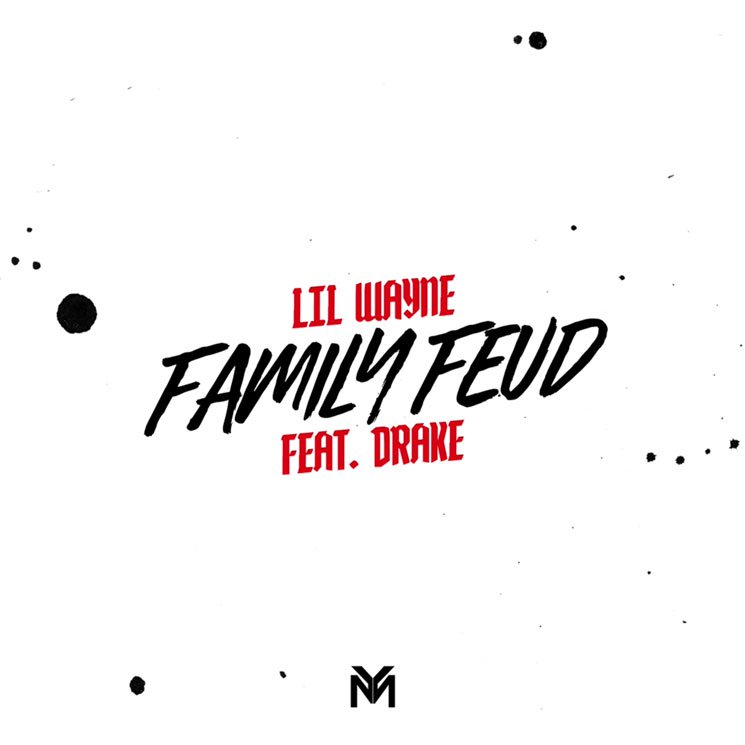 """Hear Drake and Lil Wayne Freestyle on JAY-Z's """"Family Feud"""""""