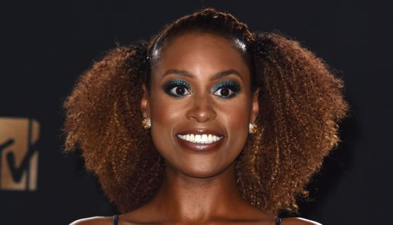 Issa Rae Is Everyone's Mood For Saturday Night