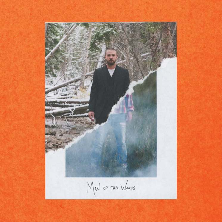 Justin Timberlake Reveals 'Man of the Woods' Tracklist