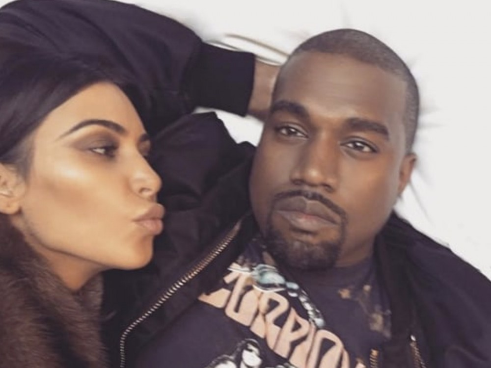 Kanye West Goes To Other Side Of World While Kim Kardashian Unloads Her Nudes –