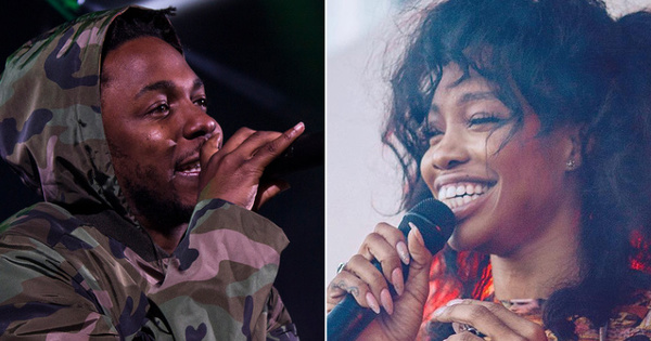 "Kendrick Lamar & SZA Unite For 'Black Panther' Collab ""All The Stars"": Listen"