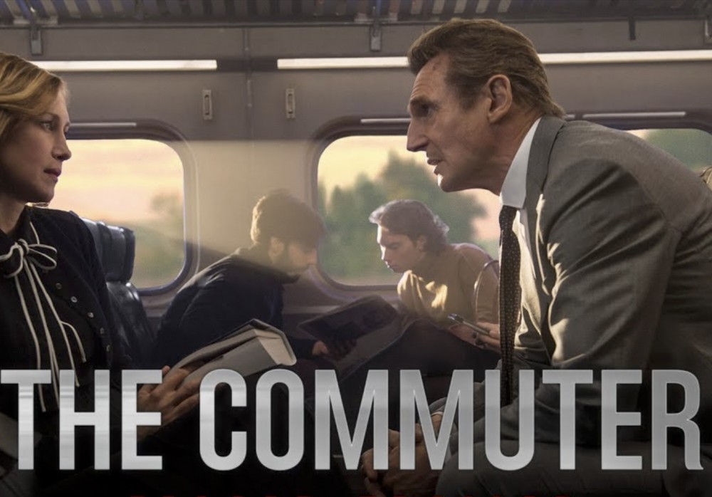 """Liam Neeson's The Commuter: """"The Plot Synopsis Alone Is Intriguing!"""" –"""