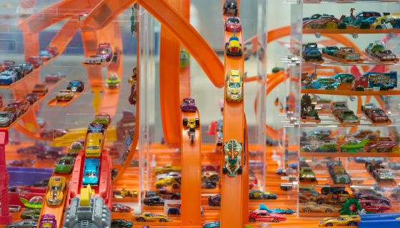 Massive Hot Wheels Track Is The Stuff Childhood Dreams Are Made Of