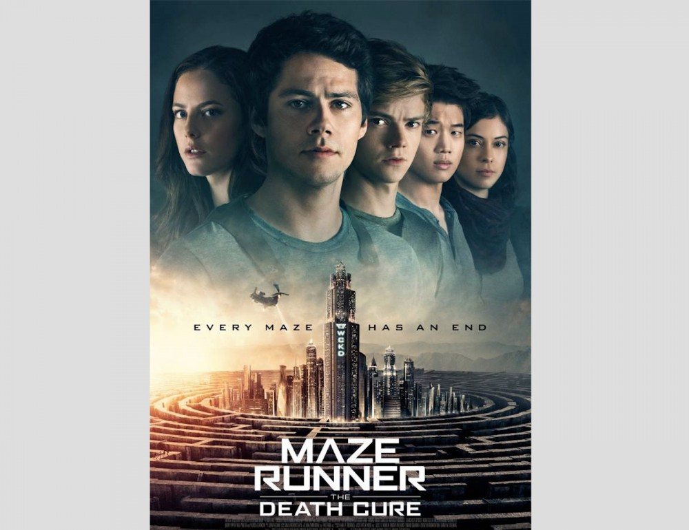 """Maze Runner: The Death Cure: """"All These Questions Should & Will Be Answered"""" –"""