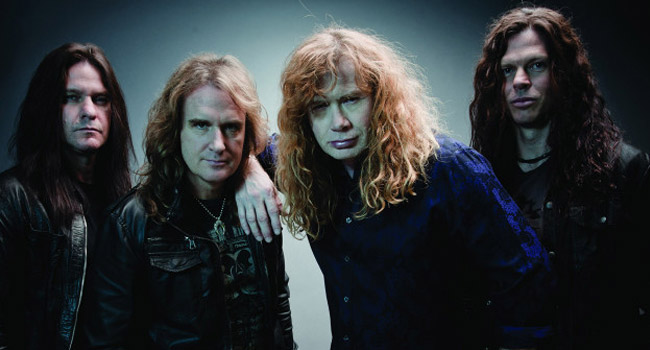 Megadeth celebrates 35th anniversary with year-long celebration |