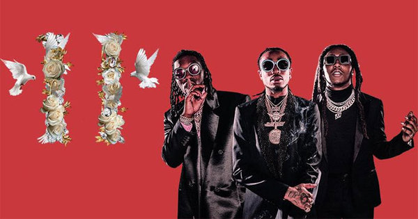 Migos 'Culture II' First-Week Sales Projection Is Strong