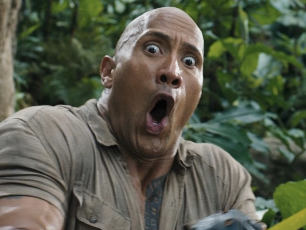 Need A Lil' Kevin Hart & The Rock In Your Life? Here's 5 Reasons Jumanji: Welcome To The Jungle's Actually Fire –