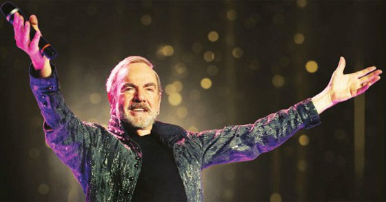Neil Diamond Announces Retirement from Touring After Parkinson's Diagnosis