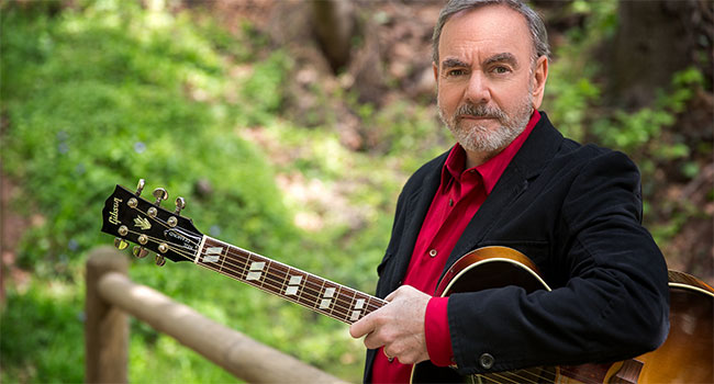 Neil Diamond honored with The Recording Academy Lifetime Achievement Award |