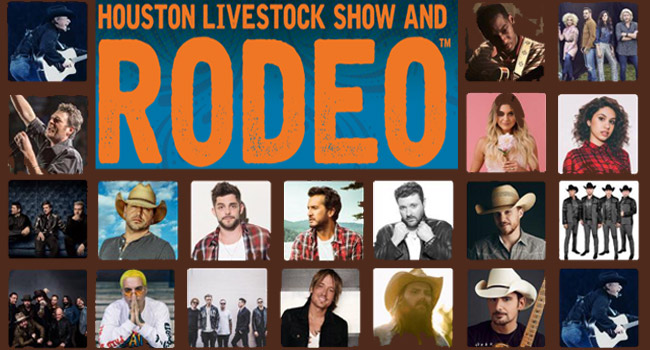 RODEOHOUSTON 2018 announces complete performer lineup |