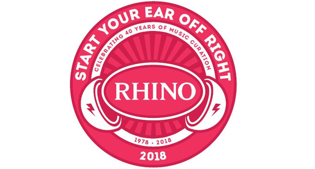 Rhino's 'Start Your Ear Off Right' campaign returns in 2018 |