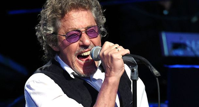 Roger Daltrey returns to The Joint in Las Vegas |