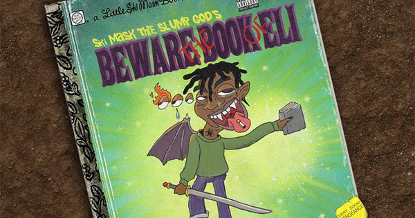 Ski Mask Didn't Pay for His 'Beware the Book of Eli' Album Artwork & the Artist Doesn't Care