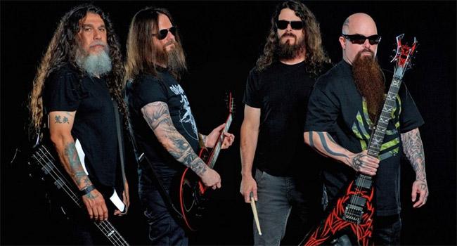 Slayer announces final world tour  