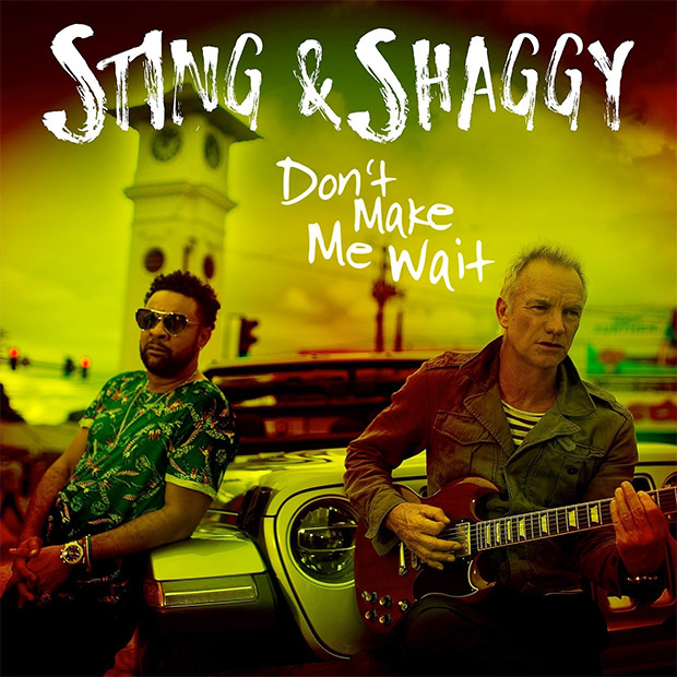Sting, Shaggy announce first collaborative single, album |