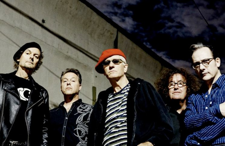 The Damned Confront 'Evil Spirits' with Their First Album in 10 Years