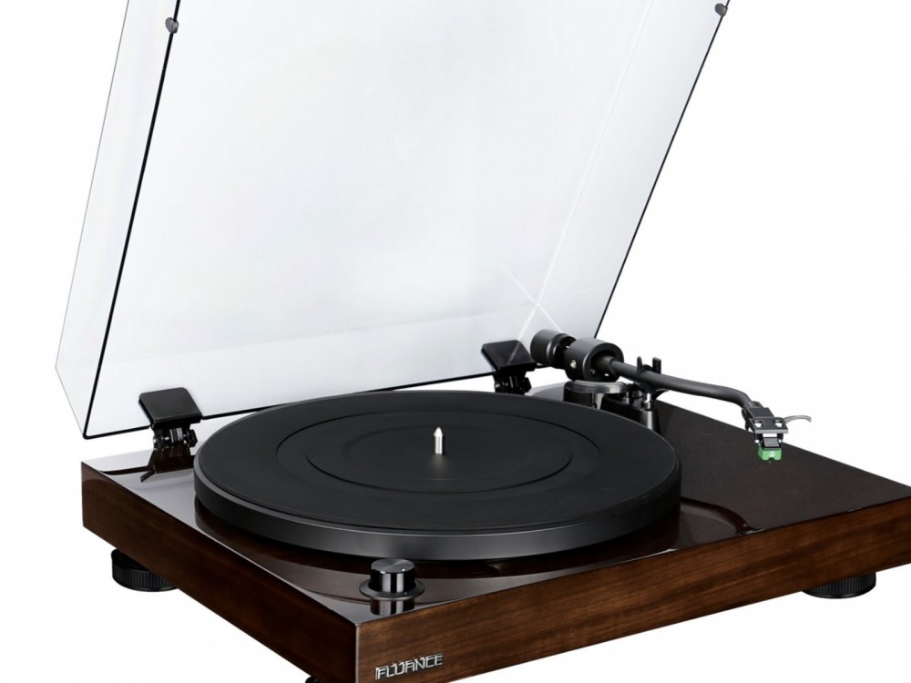 The Fluance RT81 High Fidelity Vinyl Turntable Record Player Is The Perfect Late Holiday Gift –