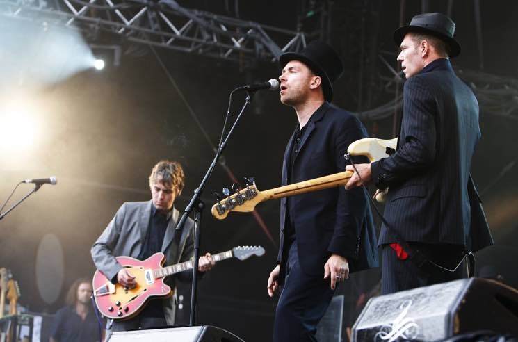 The Good, the Bad & the Queen's New Album to Arrive This Year, Tony Visconti Says