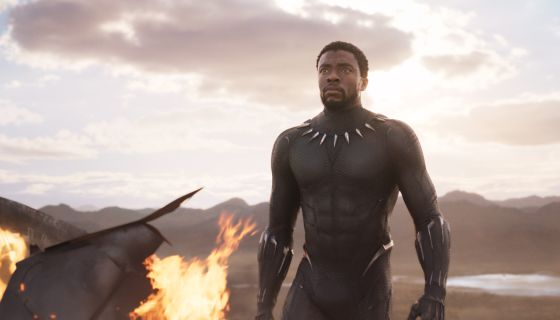 The New 'Black Panther' Trailer Is Everything