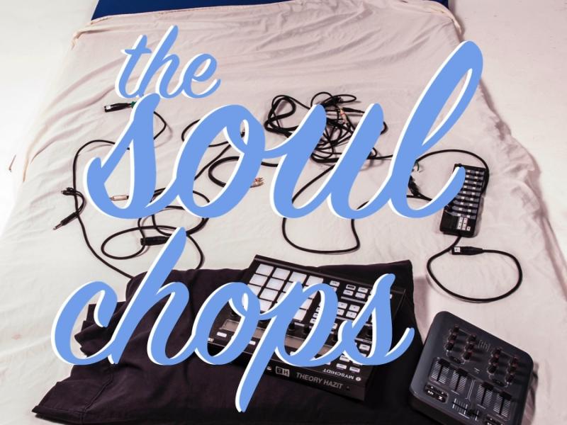 "Theory Hazit's ""The Soul Chops"" –"