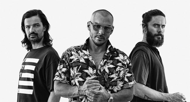 Thirty Seconds to Mars announces 2018 Camp Mars |