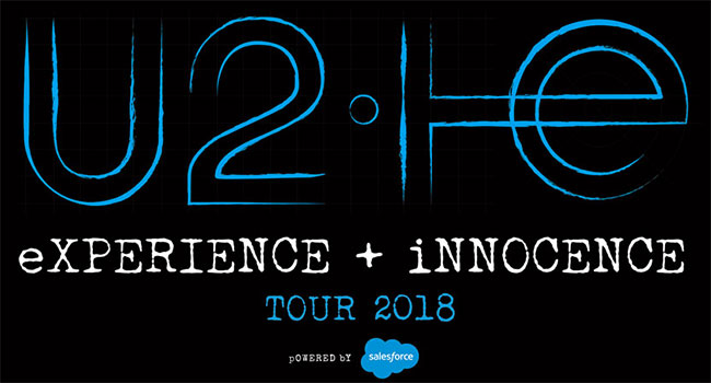 U2 announces European eXPERIENCE + iNNOCENCE Tour dates  