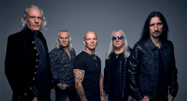 Uriah Heep planning fall 2018 release for new album |