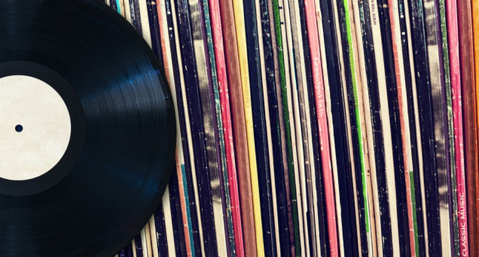Vinyl sales are up 1,500% on 10 years ago
