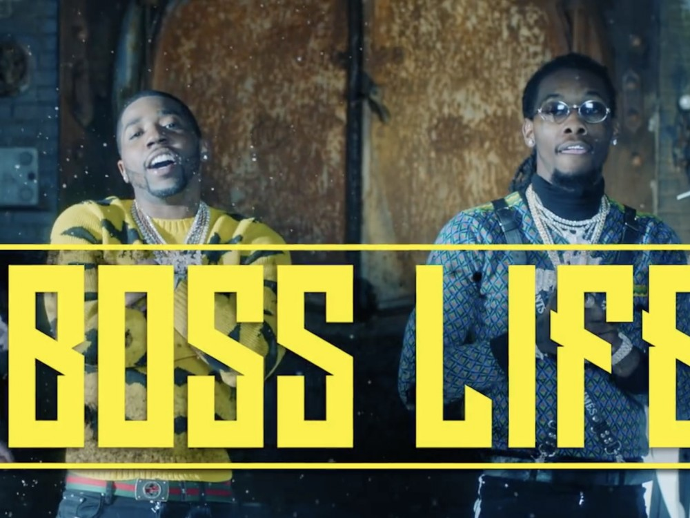 "Watch Offset Get Cinematic For YFN Lucci's New ""Boss Life"" Video –"