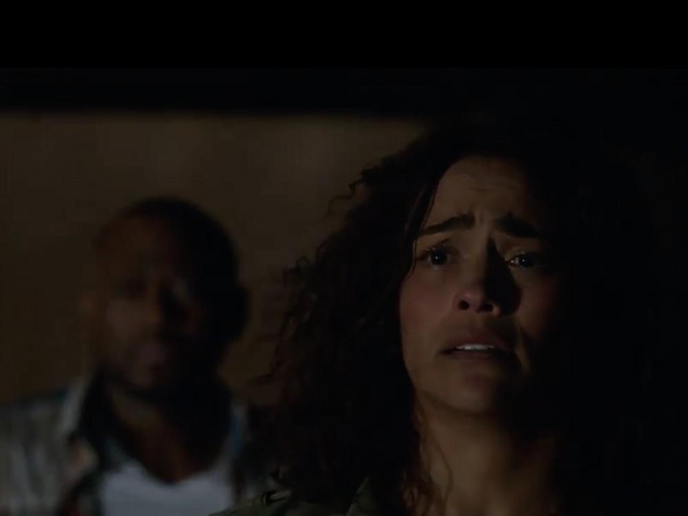 "Watch Omar Epps & Paula Patton's Romantic Getaway Turn Into A Nightmare Escape In New ""Traffik"" Trailer –"