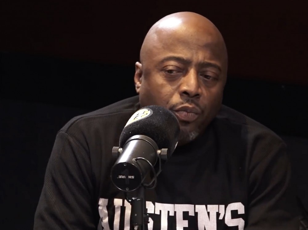 """Watch """"Chappelle's Show"""" Legend Donnell Rawlings Talk Charlie Murphy, Interracial Dating & Hot 97 Rumors –"""