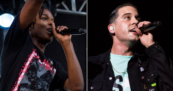 "A$AP Rocky & G-Eazy Both Earn Their Highest-Charting Single With ""No Limit"""