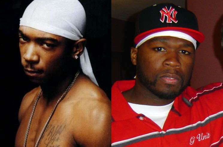 Ja Rule and 50 Cent Are Beefing Again, and Twitter Is Here for It