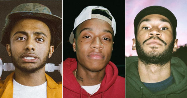 """Rejjie Snow, Aminé & Kaytranada Team Up for the Ghostly """"Egyptian Luvr"""": Listen"""